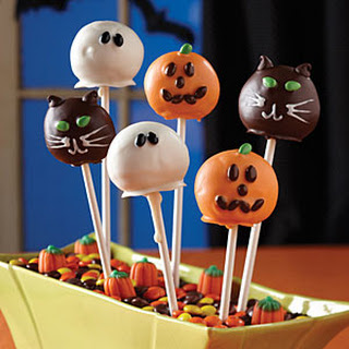 Lookie-Lookie Cookie Pops