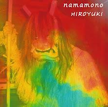 Photo: HIROYUKI「namamono」 CDジャケット試作08 2013.09