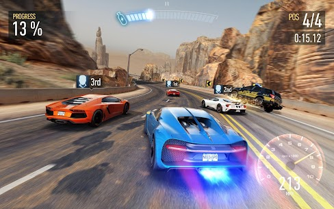 Need for Speed™ No Limits MOD Apk 4.5.5 (Unlimited Coins) 6