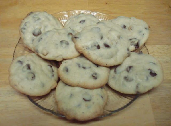 5 (or 6) Ingredient Perfect Chocolate Chip Cookies Recipe