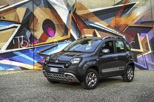 Fiat Panda TwinAir Cross isn't as light on fuel as you'd expect