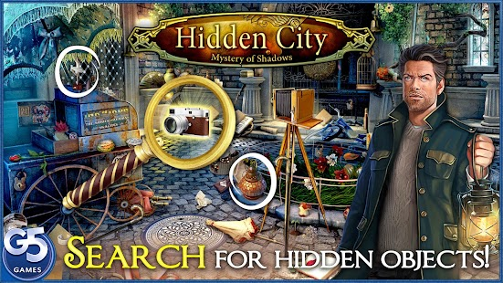 Hidden City®: Mystery of Shadows- screenshot thumbnail