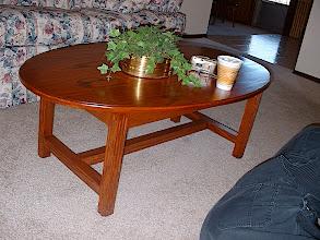 Photo: Coffee Table - Cherry
