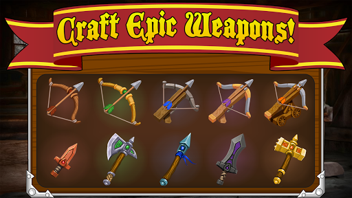 Craftsmith - Idle Crafting Game filehippodl screenshot 2