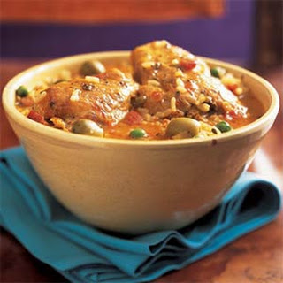 Asopao De Pollo (Traditional Chicken Asopao) Recipe