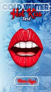Zima Láska Hry – Líbání Test - náhled