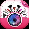 YouCam Selfie Makeup-Beauty Camera & Photo Editor icon
