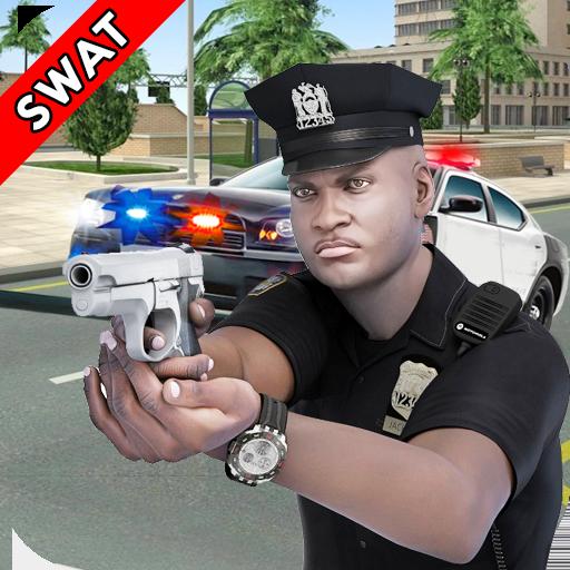 Swat Shootout Crime City 動作 App LOGO-APP開箱王