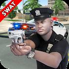 Swat Shootout Crime City icon