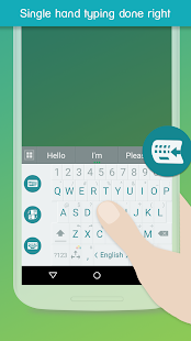 ai.type keyboard Free + Emoji - screenshot thumbnail