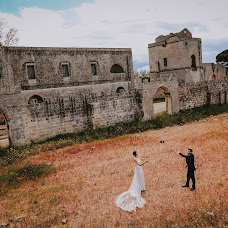 Vestuvių fotografas Alessandro Spagnolo (fotospagnolonovo). Nuotrauka 10.05.2019