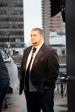 Photo: Vince looking daper