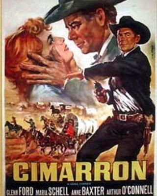 Cimarron (1960, Anthony Mann)