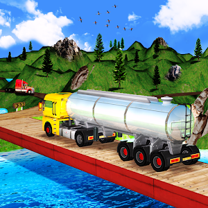 Truck Driver Hill Simulator for PC and MAC