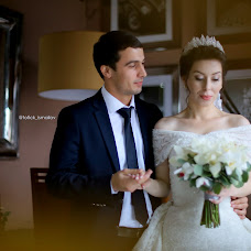 Wedding photographer Tofik Ismailov (Ismailov). Photo of 13.11.2016