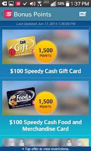 Speedway Fuel & Speedy Rewards- screenshot thumbnail
