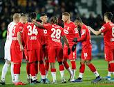Standard heeft 1-1 gelijkgespeeld op het veld van Vitoria