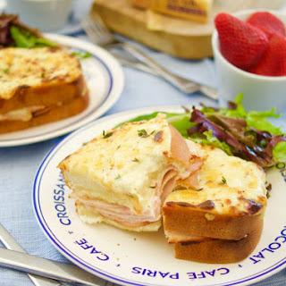 Easy Croque Monsieur Sandwiches