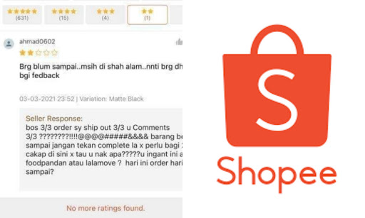 """Shopee Seller Claps Back At Customer: """"You Think This Is FoodPanda Or Lalamove?"""""""
