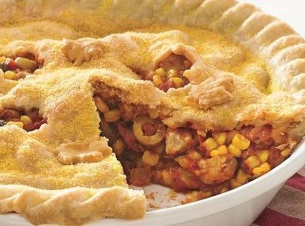 Pork Picadillo Pie Recipe