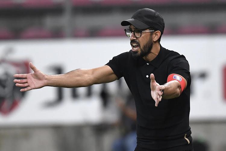 """Hernan Losada zeer tevreden met glansrijke overwinning tegen STVV: """"De aanvallende rollen zijn geweldig ingevuld"""""""
