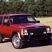 HD Wallpaper Jeep Cherokee