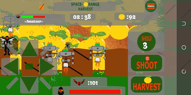 Space – Orange Harvest 1000XP Portable 1