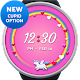 Unicorn Wear - a rainbow watch face for Wear OS