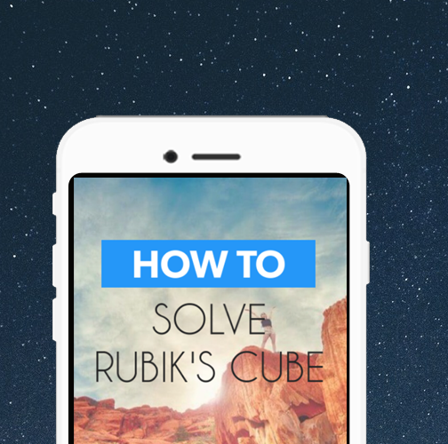 玩免費遊戲APP|下載How to solve a rubik's cube app不用錢|硬是要APP