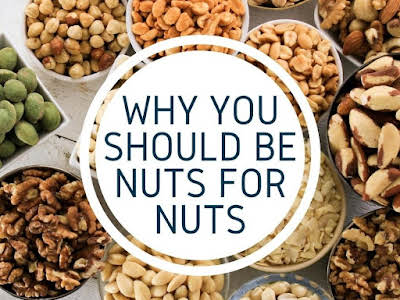 Why You Should Be Nuts for Nuts