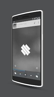 Paradox Blue - CM12.1 Theme Screenshot