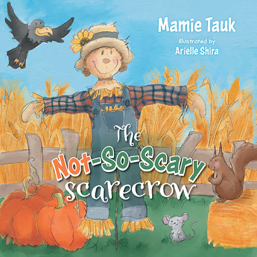 The Not-So-Scary Scarecrow cover