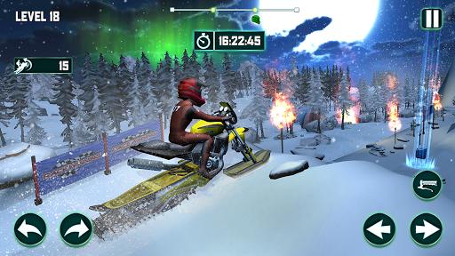 Snow Bike Hill Racing Game 1.2 screenshots 2