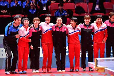 世界卓球女子、「スポーツに政治を持ち込むな」突然の南北合同チーム結成に異論続々