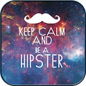 Hipster Triangle Wallpaper icon