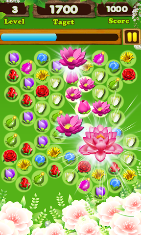 android Flower Blast Soda Screenshot 4