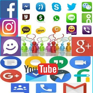 All In One Social Media Mini -Connect Your Fred's - náhled