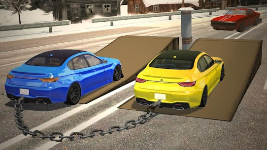 Chained Car Racing Games 3D Mod Apk 1.8 4