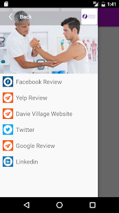 Davie Village Massage Therapy- screenshot thumbnail