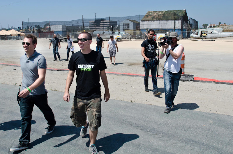 Photo: Call of Duty XP Convention - touring the live events with Inside Xbox