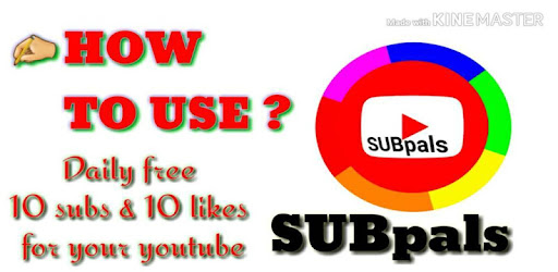 SUBpals - get free youtube subscribers 1 0 (Android) - Download APK