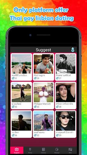 bedste thai dating app