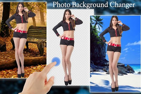 Erase Photo Background Changer - náhled