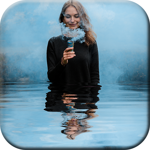 Water Reflection Photo Editor