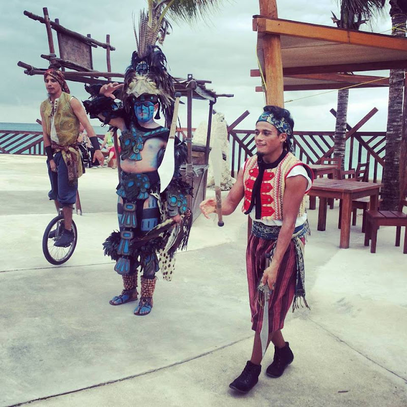 Pirati dei Caraibi...!!! di Francesca Malavasi