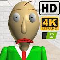 4K Ultra Crazy Math Teacher in HD RTX Unreal Mod icon