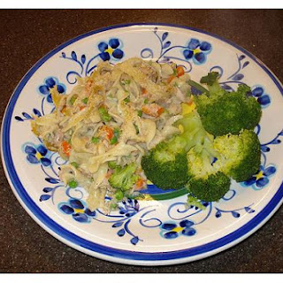 Tuna Broccoli Casserole