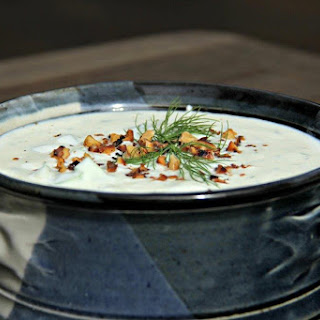 Tarator Authentic Bulgarian Yogurt Soup - Quick and Easy