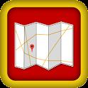 Iowa State Maps icon