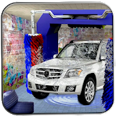 Modern Car Wash Service : Driving School 2019